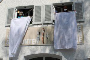 75 Jahre Kriegsende – Tag der Befreiung – Aktion KIL, Erinnerungsort Badehaus, Historischer Verein Wor