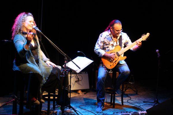 Stephan & Caro – Jazz, Soul, Blues und mehr – live aus dem Hinterhalt
