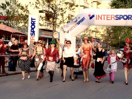 Das KIL Team auf dem Geretsrieder Firmenlauf 2015