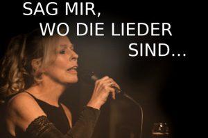 GABRIELE MISCH & TRIO: SAG MIR, WO DIE LIEDER SIND…