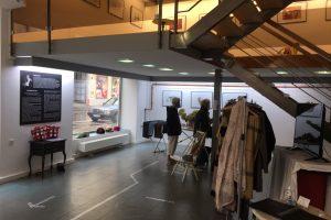Kleine Mode-Boutique im Kunstturm Schwankl-Eck