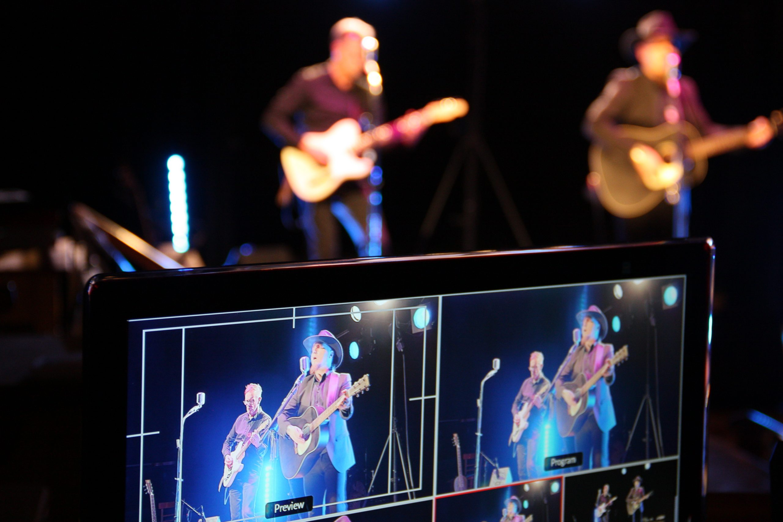 PiPaPo im Live-Stream mit Folsom Prison Band