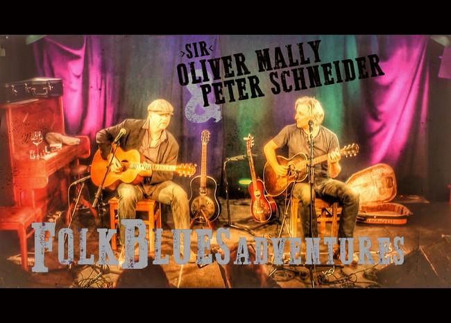 30 Jahre Hinterhalt – Peter Schneider und Sir Oliver Mally