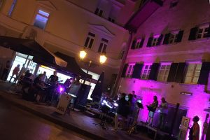 KIL eröffnet Ausstellung im Kunstturm am Schwankl-Eck