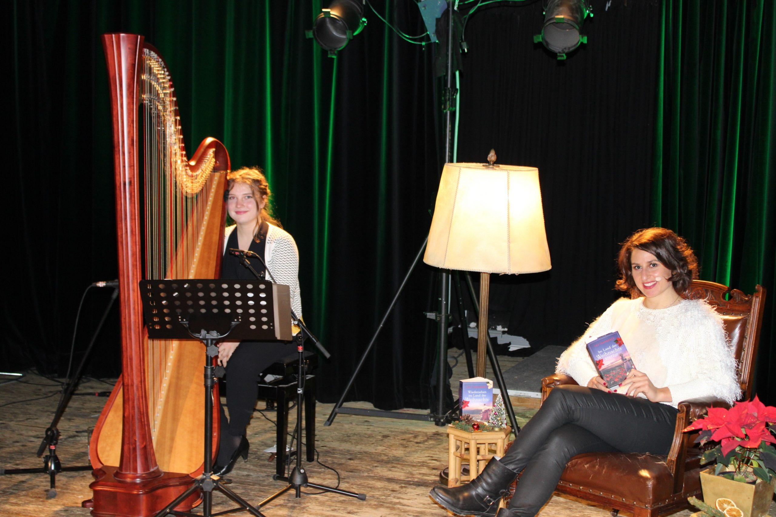 """PiPaPo im Live-Stream – Lea Thannbach liest aus ihrem Buch """"Im Land der Weihnachtssterne"""""""