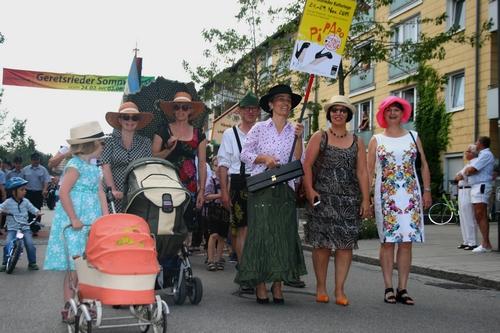 Sommerfest Geretsried 2015 1