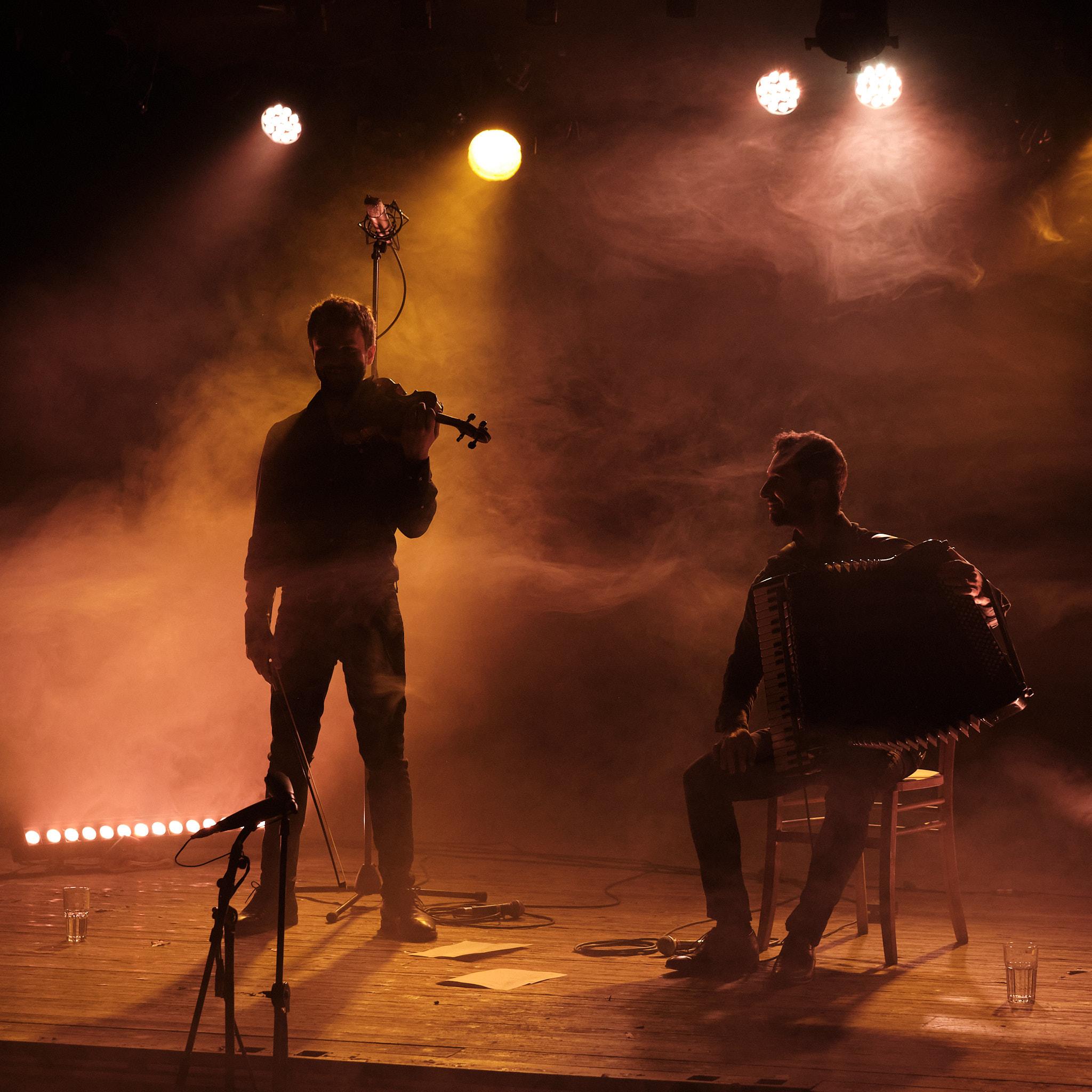 Die Zwei Musiktiere – Matthias Well & Vladislav Cojocaru