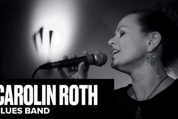 Live-Stream aus der Kulturbühne Hinterhalt – Caro Roth Blues Band