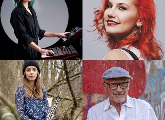 Konstantin Wecker proudly presents Tamara Banez, Sarah Straub und Miriam Green