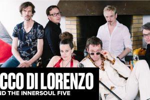 Ecco DiLorenzo and the Innersoul Five – live aus dem Hinterhalt