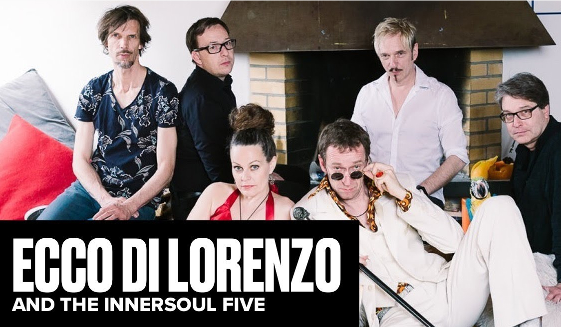 Ecco DiLorenzo and the Innersoul Five – live aus dem Hinterhalt
