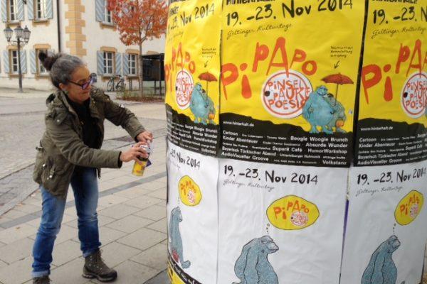 Geltinger Kulturtage PiPaPo 2014