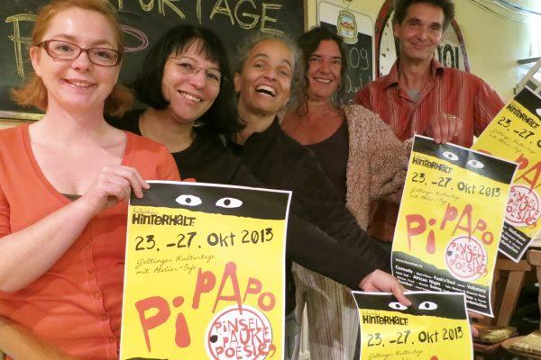 Geltinger Kulturtage PiPaPo 2013