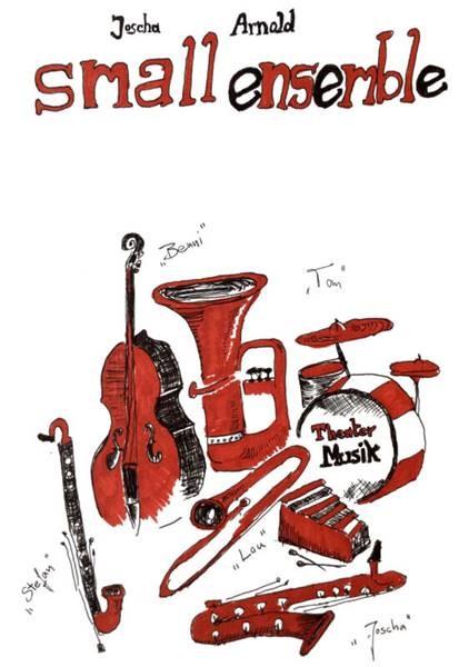 Live-Konzert vor dem Dorfladen in Gelting