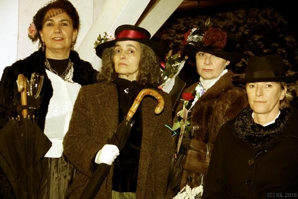 Wolfratshauser Suffragetten 2016