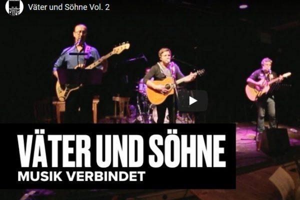 PiPaPo im Live-Stream: Väter und Söhne